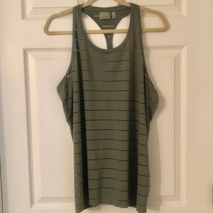 Athleta High Neck Chi Tank, sz XL